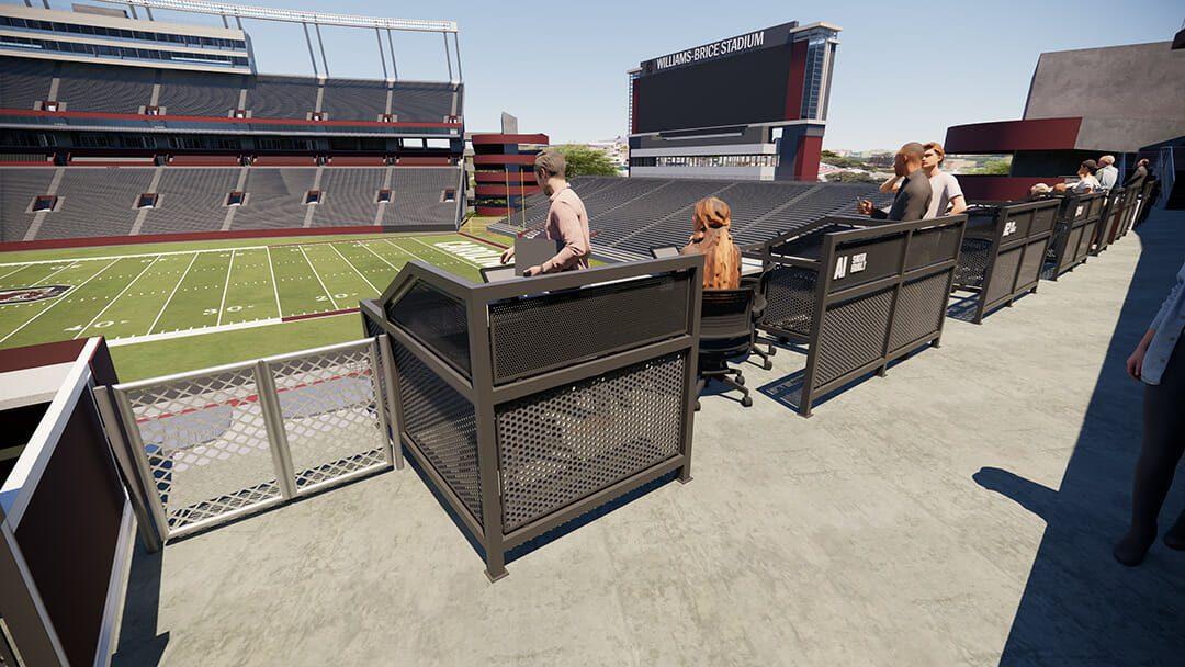 Williams-Brice-stadium-east-side-loge-seating